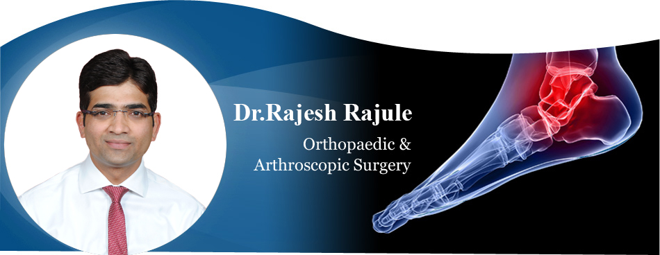 Joint Replacement and Arthroscopy Surgeon In Nashik